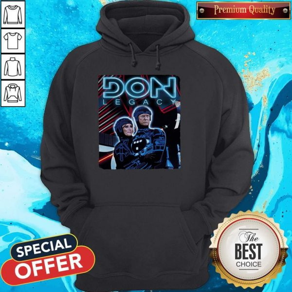 Funny Don Legacy Hoodie