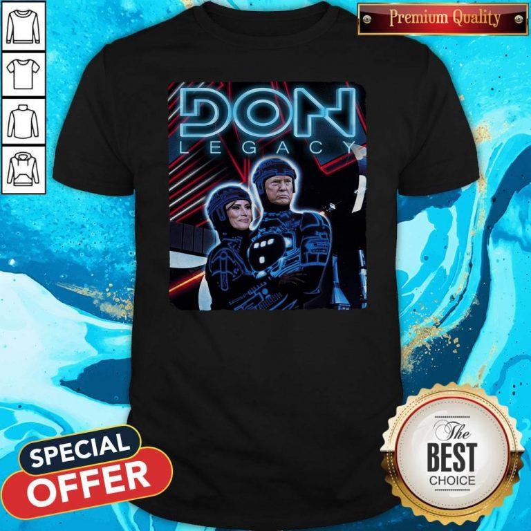 Funny Don Legacy Shirt