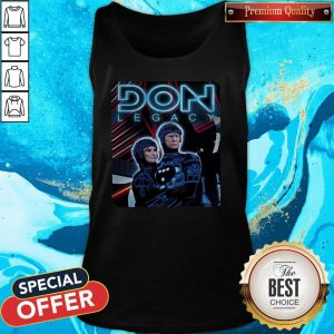 Funny Don Legacy Tank Top