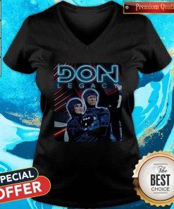 Funny Don Legacy V-neck