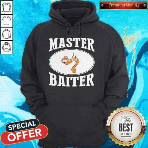 Good Fishing Master Baiter Hoodie