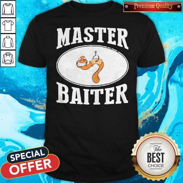 Good Fishing Master Baiter Shirt