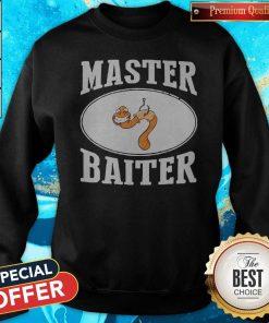 Good Fishing Master Baiter Sweatshirt