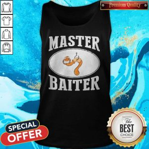 Good Fishing Master Baiter Tank Top