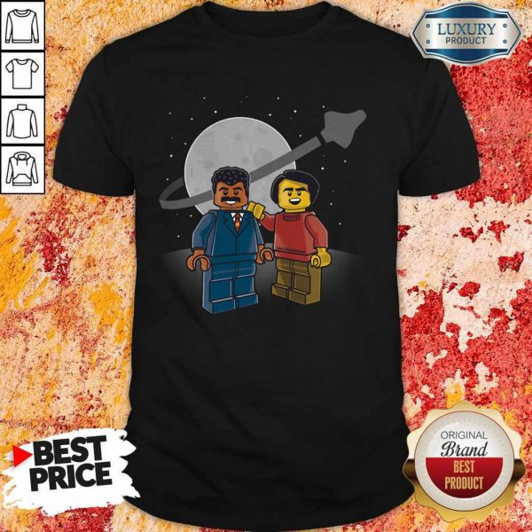 Nice We Are Star Stuff Lego Shirt