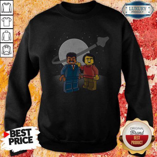 Nice We Are Star Stuff Lego Sweatshirt