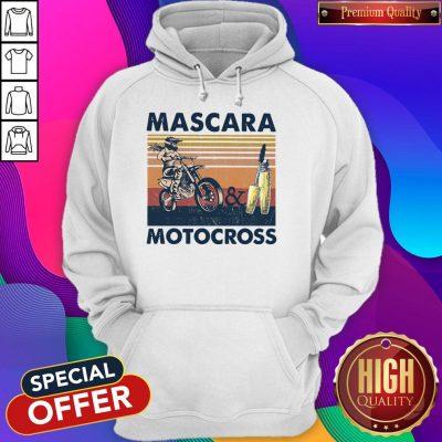 Official Mascara Motocross Hoodie