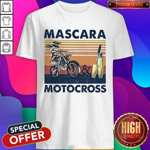 Official Mascara Motocross Shirt