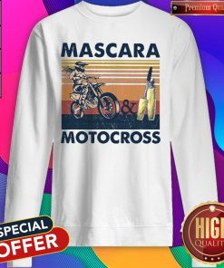 Official Mascara Motocross Sweatshirt