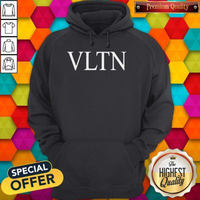Official Valentino VLTN Black Hoodie