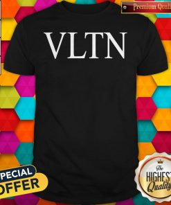 Official Valentino VLTN Black Shirt