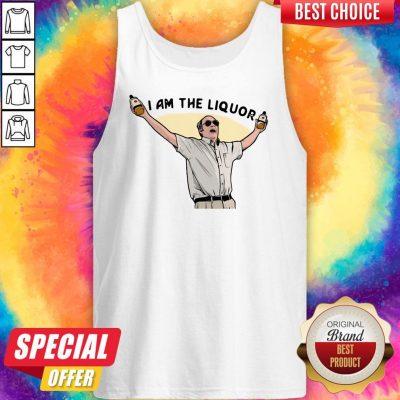 Original Jim Lahey I Am The Liquor Tank Top