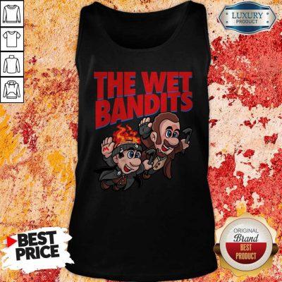 Original The Wet Bandits Home Alone Super Mario Funny Massup Tank Top