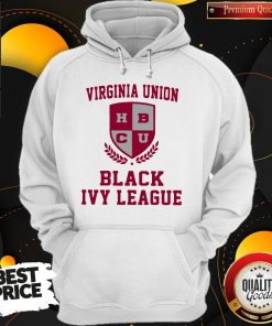 Original Virginia Union Black Ivy League Hoodie