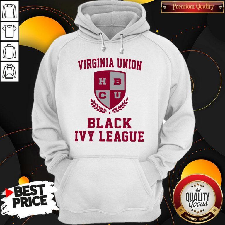 Original Virginia Union Black Ivy League Hoodie
