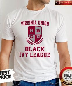 Original Virginia Union Black Ivy League Shirt