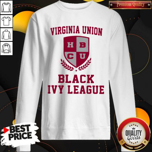 Original Virginia Union Black Ivy League Sweatshirt