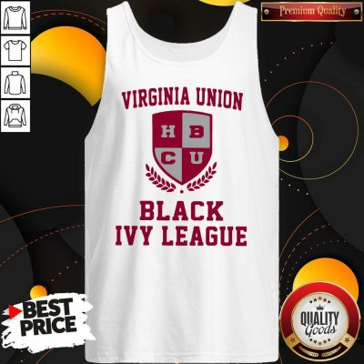 Original Virginia Union Black Ivy League Tank Top