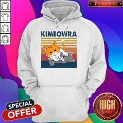 Perfect Kimeowra Vintage Hoodie