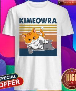 Perfect Kimeowra Vintage Shirt