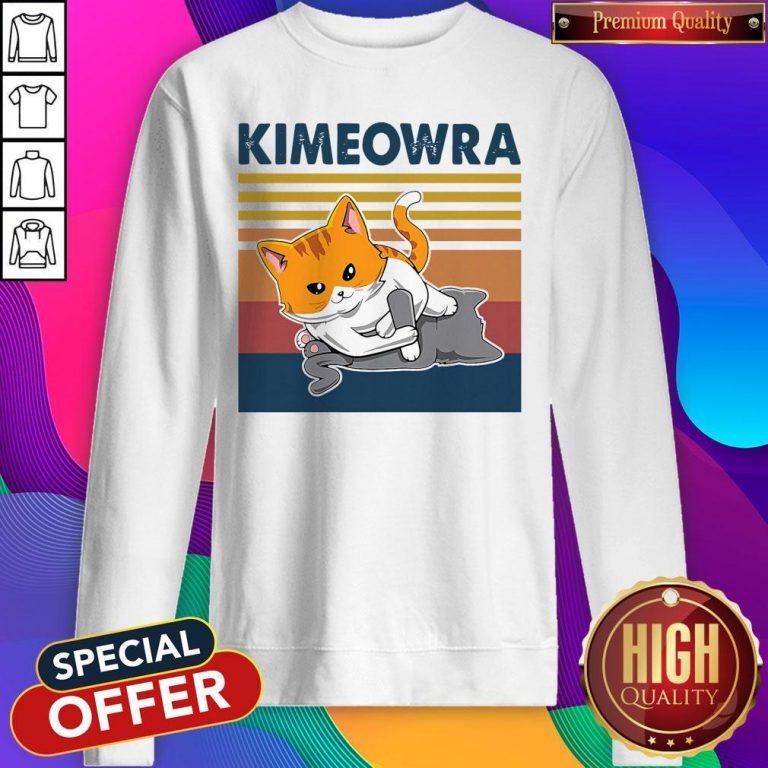 Perfect Kimeowra Vintage Sweatshirt
