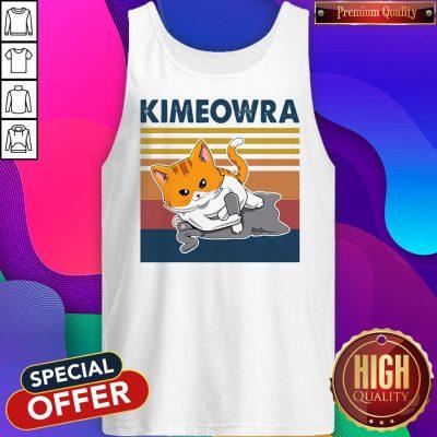 Perfect Kimeowra Vintage Tank Top
