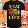 Premium Skeleton X-ray Life Vintage Shirt