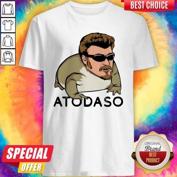 Pretty Atodaso Face Shirt