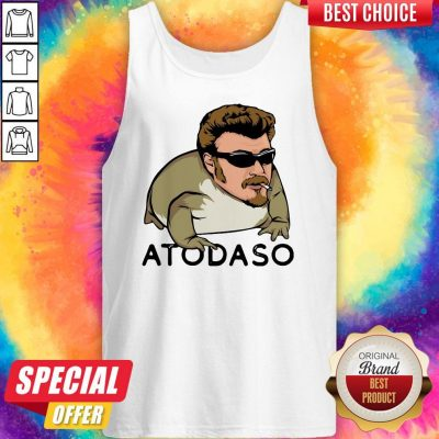 Pretty Atodaso Face Tank Top
