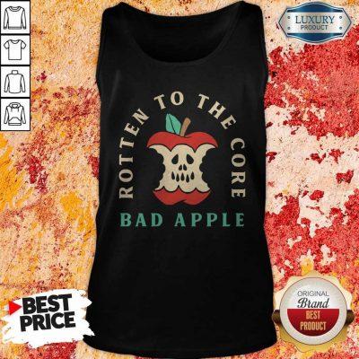 Pretty Rotten To The Core Bad Apple Tank Top