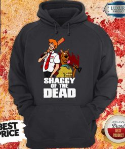 Pretty Scooby Doo Shaggy Of The Dead Hoodie