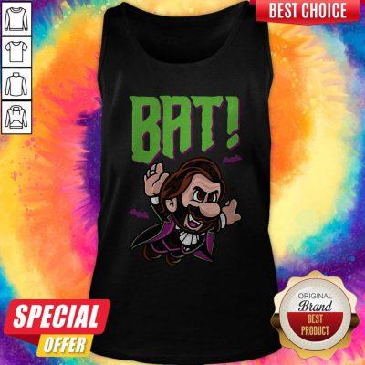 Top Dracula Bat Tank Top