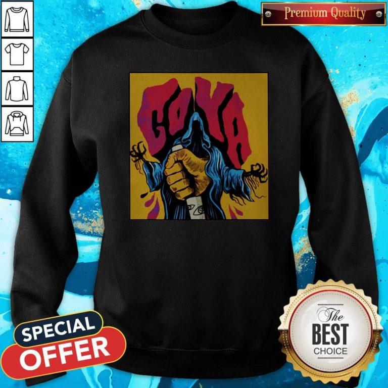 Top Goya Sweatshirt
