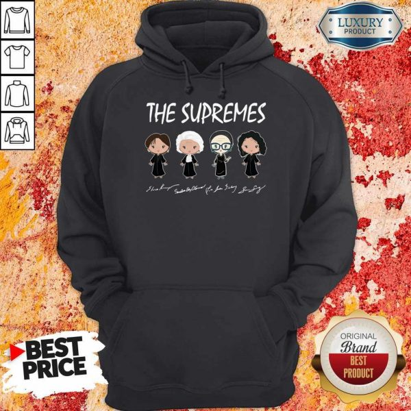 Top The Supremes The Golden Girls Hoodie