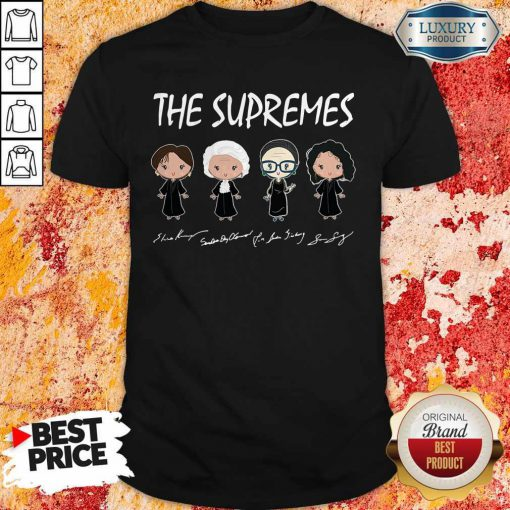Top The Supremes The Golden Girls Shirt