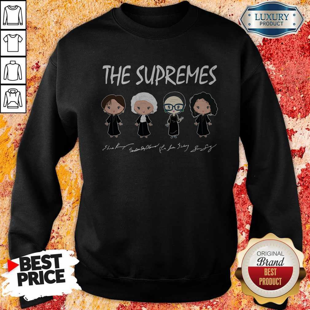 Top The Supremes The Golden Girls Sweatshirt