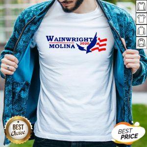 Awesome Wainwright Molina 2020 Shirt