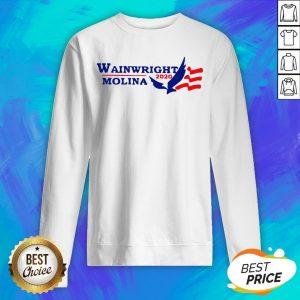 Awesome Wainwright Molina 2020 Sweatshirt