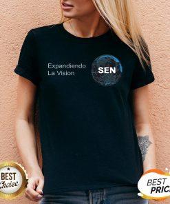Good Expandiendo La Vision SEN V-neck