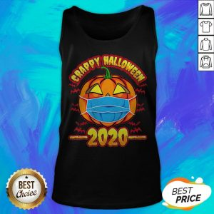Nice Pumpkin Crappy Halloween 2020 Tank Top