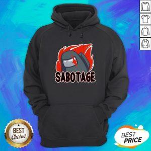 Nice Sabotage Hoodie