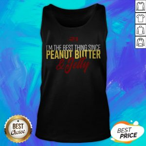 Official Best Thing Since PB'J Tank Top