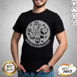 Perfect Meowcrobiology Shirt