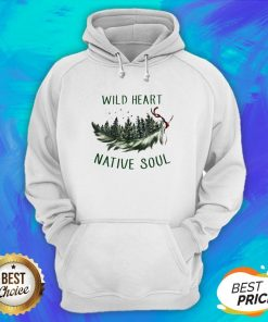 Perfect Wild Heart Native Soul Hoodie