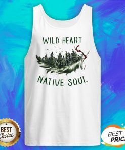 Perfect Wild Heart Native Soul Tank Top