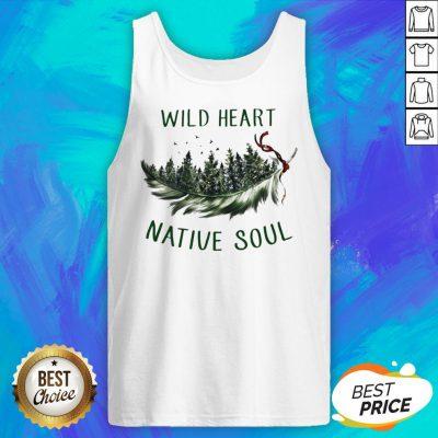 Perfect Wild Heart Native Soul Tank Top