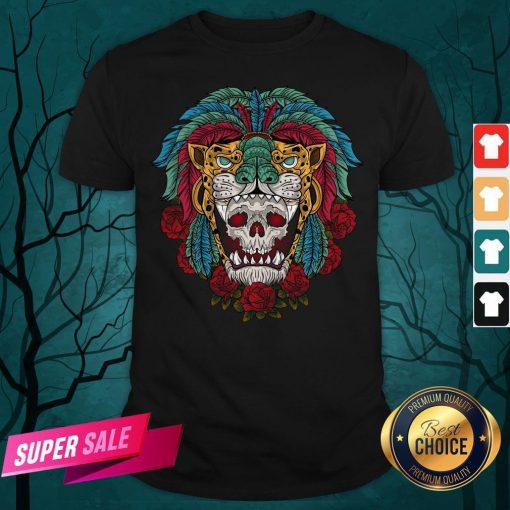The Mexico Holiday Sugar Skull Dia De Muertos Day Dead Shirt
