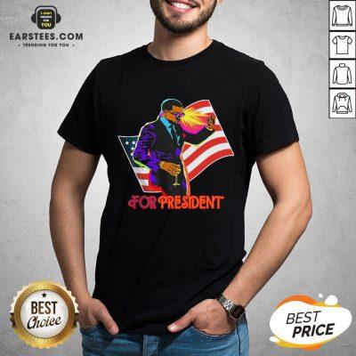 Awesome Joe Biden For President American Flag Election Shirt - Design By Earstees.com