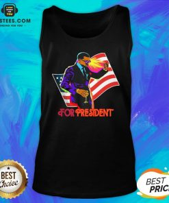 Awesome Joe Biden For President American Flag Election Tank Top - Design By Earstees.com