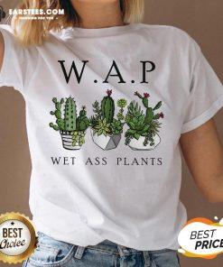 Awesome Katus Garden WAP Wet Ass Plants V-neck